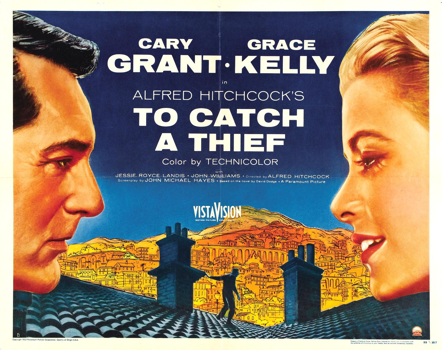 Daddy Film School #3: TO CATCH A THIEF (1955) – Joe Costal